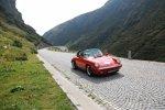 ADAC Europa Classic 2018: Porsche 911 Carrera 3.2 Targa (1986)