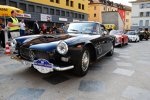 ADAC Europa Classic 2018: Maserati 3500 GT Coupé (Tipo AM 101) von 1962