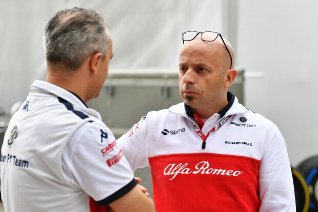Beat Zehnder Sauber Alfa Romeo Sauber F1 Team F1 ~Beat Zehnder ~