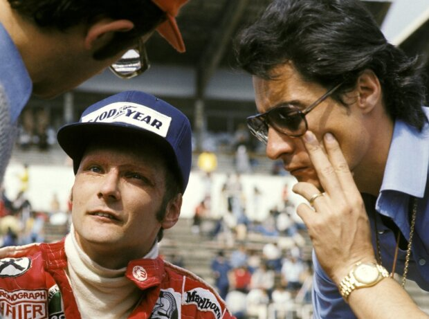 Niki Lauda, Daniele Audetto