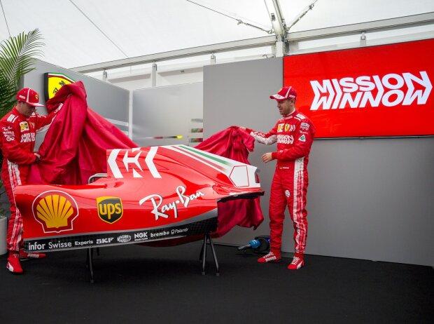 Mission Winnow Was Es Mit Dem Neuen Ferrari Design Auf
