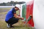 Pierre Gasly (Toro Rosso) und Jules Bianchi