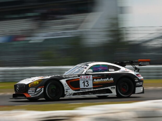 AutoArena Motorsport, HTP Motorsport, Mercedes-AMG GT3