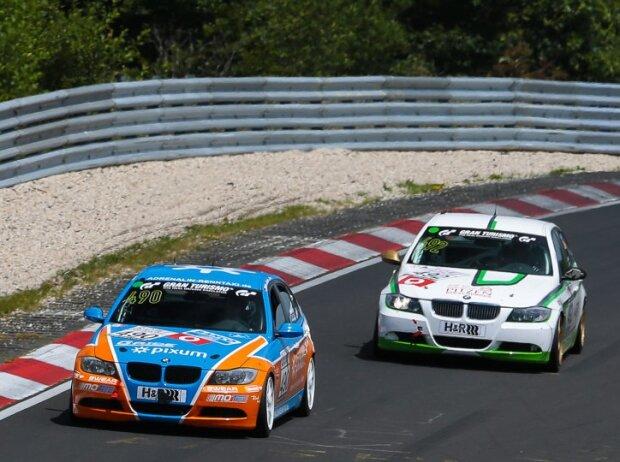 Christopher Rink, Danny Brink, Philipp Leisen, Marcel Manheller, Carsten Knechtges, Adrenalin Motorsport, Manheller Racing, BMW 325i E90