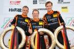 Daniel Zils, Norbert Fischer und Christian Konnerth