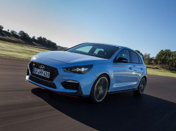 Exklusiver Trackday der Hyundai Driving Academy: Grenzen testen auf der Rennstrecke Bilster Berg