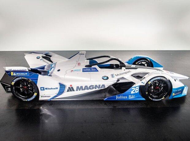 Formel E BMW