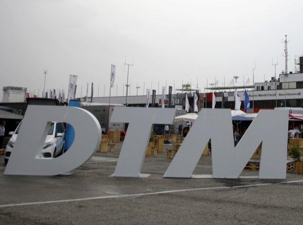 Misano, DTM-Logo