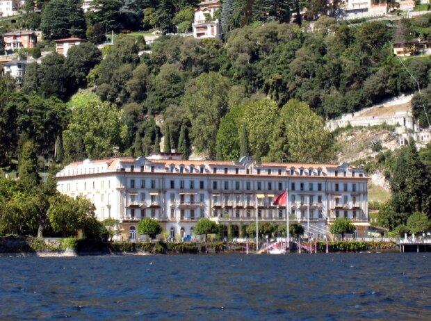 Villa d'Este, Comer See