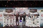 Patrick Pilet, Nick Tandy, Frederic Makowiecki (Porsche), Renger van der Zande (DragonSpeed), Ryan Hunter-Reay und Gunnar Jeannette