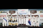 Oliver Gavin, Tommy Milner, Patrick Pilet, Nick Tandy und Frederic Makowiecki (Porsche)