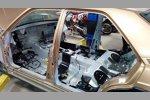 Mercedes-Benz Frankenstein Project