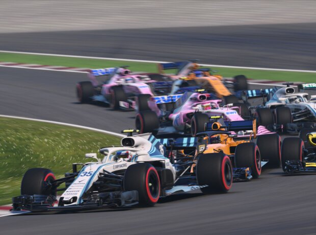 F1 2018: V1 12 nimmt Kampf gegen Cheater auf