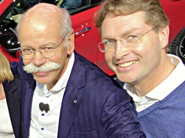 Prognose erneut gesenkt :Daimler gibt Gewinnwarnung heraus