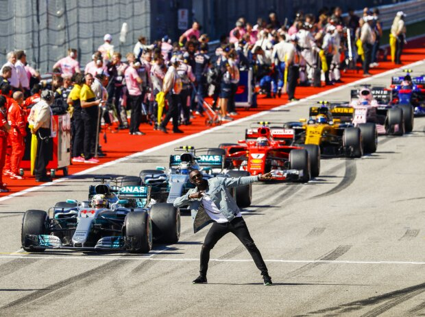Formel 1 USA 2018: Programm Live-TV und Live-Stream