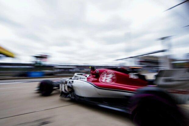 Charles Leclerc Ferrari Scuderia Ferrari F1Sauber Alfa Romeo Sauber F1 Team F1 ~Charles Leclerc (Sauber) ~