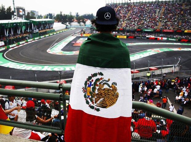 Fan in Mexiko