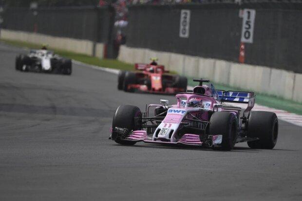 Sergio Perez Force India Sahara Force India F1 Team F1 ~Sergio Perez (Racing Point) ~