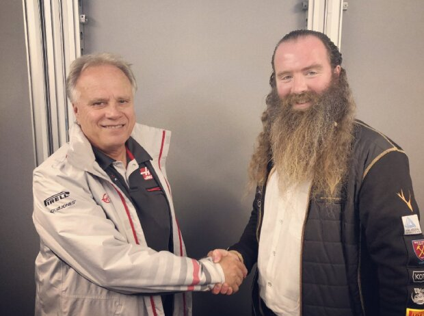 Gene Haas, William Storey