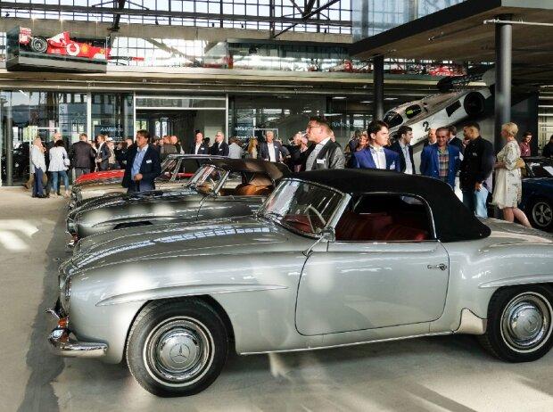 Die Motorworld Köln lädt am 10. Januar 2019 erstmals zum Oldtimer Marketing Forum