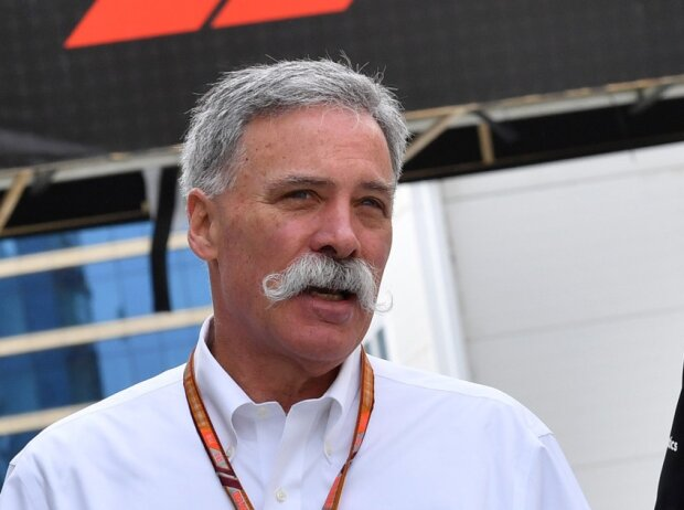 Chase Carey, Ross Brawn