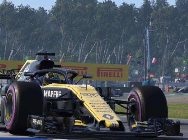 F1 2018 ruft zum Boxenstopp