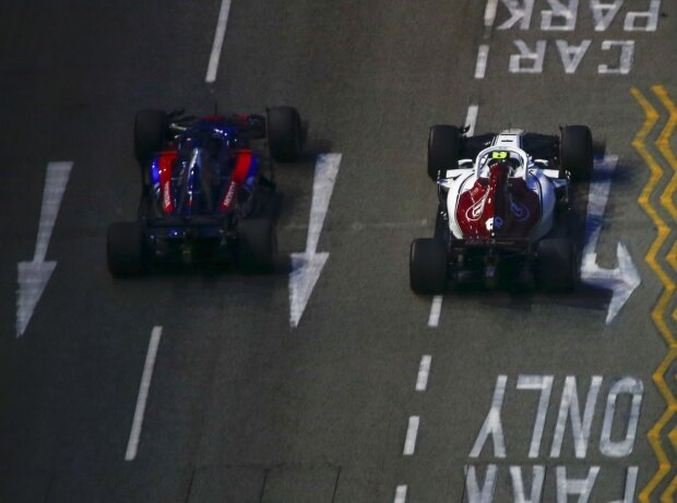 Brendon Hartley, Charles Leclerc