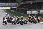 MotoGP-Start in Sepang