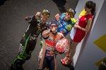 Marc Marquez, Johann Zarco und Alex Rins