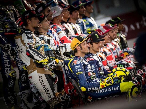 MotoGP Fahrer 2018