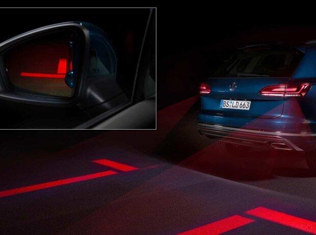 Volkswagen Optical Park Assist