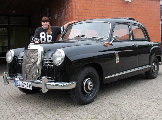Mercedes-Benz 180 Ponton, Bj 1954, 1. Preis Oldtimerspendenaktion 2018