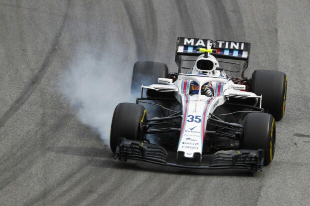 Sergei Sirotkin Williams Williams Martini Racing F1 ~Sergei Sirotkin (Williams) ~