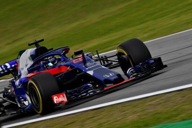 Brendon Hartley Toro Rosso Red Bull Toro Rosso Honda F1 ~Brendon Hartley (Toro Rosso) ~