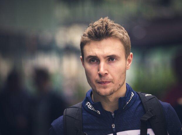Sergei Sirotkin