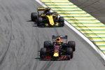 Daniel Ricciardo (Red Bull) und Nico Hülkenberg (Renault)