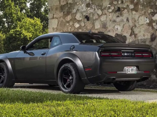 Speedkore Dodge Challenger Demon Biturbo