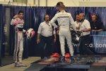 Max Verstappen (Red Bull) und Esteban Ocon (Racing Point)