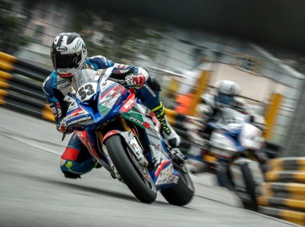 Motorrad-Grand-Prix Macao