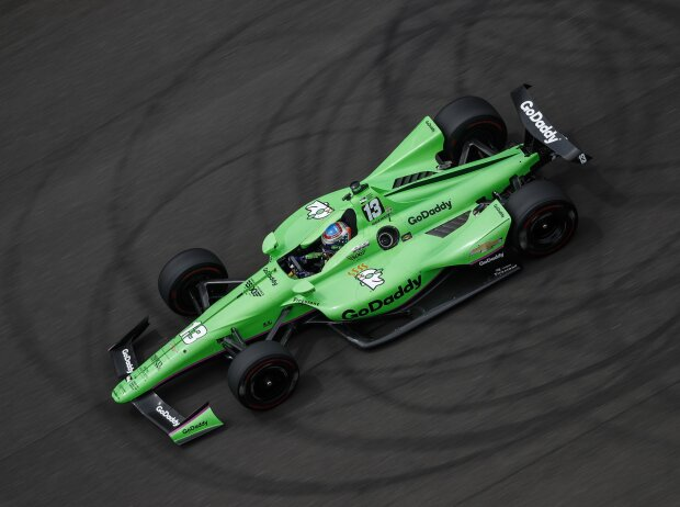 Danica Patrick, Ed Carpenter