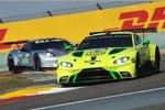 Alex Lynn (Aston Martin) und Maxime Martin (Aston Martin)