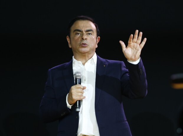 Carlos Ghosn will probably no longer talk to Formula One offers </span> <span class=