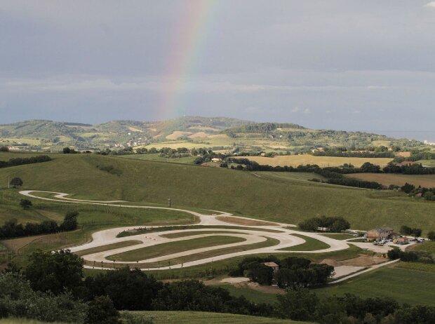 VR46-MotoRanch von Valentino Rossi in Tavullia