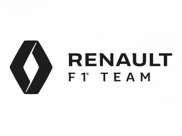 Neues Renault-Logo für das Formel-1-Team