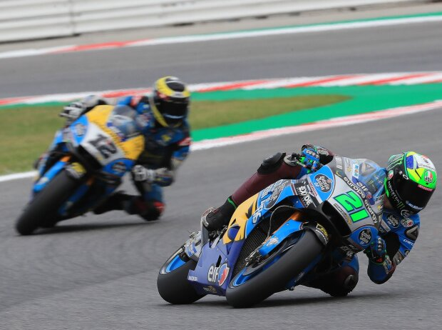 Franco Morbidelli, Thomas Lüthi