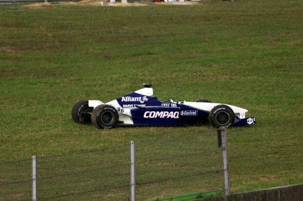 Juan Pablo Montoya Jos Verstappen Williams Williams Martini Racing F1 ~Juan Pablo Montoya und Jos Verstappen ~