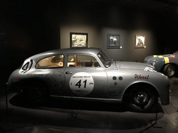 Borgward Hansa 1.500 Renncoupé