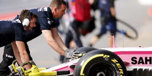 Highlights des Tages: Auch Force India mit Präsentationstermin