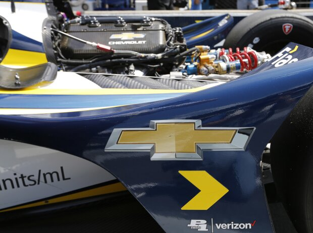 IndyCar-Motor von Chevrolet