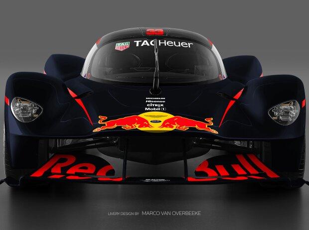 Red Bull Aston Martin Valkyrie
